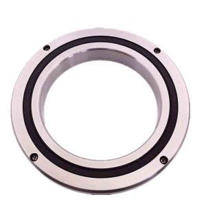 Metric Single Row Cross Roller Bearing / High Speed Bearings 120x260x58mm