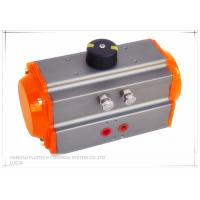 Buy cheap DA63 Rack Pinion Double Acting Pneumatic Valve Actuator from wholesalers