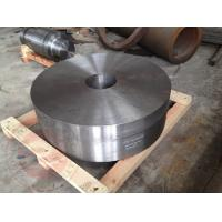 China Industrial Flange Rolled Ring Forging Carbon Steel DIN CK45 ASTM 1045 wholesale