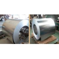 Buy cheap Environmental passivated Hot Rolled Steel Coil , Galvanised Sheet And Coil from wholesalers