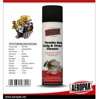 China Carburetor system spray cleaner, Carburetor Choke Cleaner, Carb And Choke Cleaner wholesale