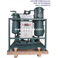 Buy cheap Emulsified Turbine Oil Filtration System | SteamTurbine Oil Treatment Plant | Turbine Oil from wholesalers