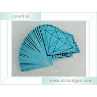 China waterproof vinyl adhesive labels wholesale