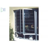 China Anodized Aluminium Casement Windows For Constructional System / Condominium wholesale