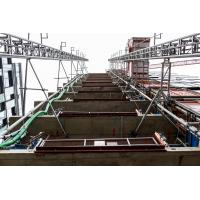 China Frequency Conversion Construction Material Hoist SC 320 Double Cage 3200kg Capacity wholesale