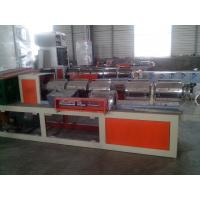 China Plastic PET PP Strap Band Extrusion Process / Strap Production Line Fully automatic wholesale