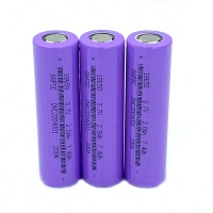 China ROSH 3.7V 2000mAh 18650 Lithium Ion Battery wholesale