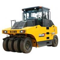 China Different capcacityt rubber roller/road compactor/soil compaction equipment wholesale