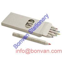 China paper lead pencil,newspaper HB pencil, promotion recycled pencil, eco green pencil wholesale