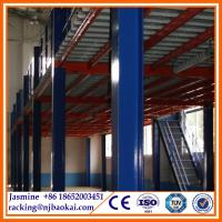 Wholesale Warehouse Multi-Level Mezzanine Flooring/Steel Mezzanine Floor/Steel Structure Floor from china suppliers