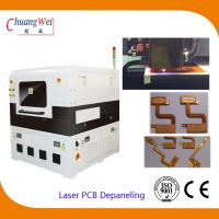 China Optowave 355nm Laser Depaneling Machine For No Stress PCB Cutting wholesale