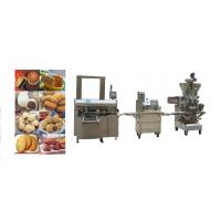 China Multifunctional Automatic Bread Production Line Moon Cake Encrusting wholesale