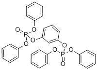 China Yellow Liquid RDP / Tetraphenyl Resorcinol Bis Diphenyl Phosphate of CAS No.57583-54-7 wholesale