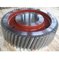 China Heavy Duty Transmission Gear Forging 42CrMo In Mining Machine wholesale