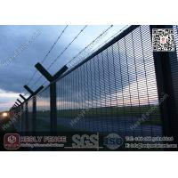 China 358 Anti-Cut High Security  Fence | RAL6005 Green Color | China Exporter wholesale