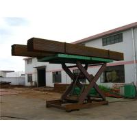 China 5000mm Height Stationary Hydraulic scissor lift table 5000Kg for Work Shop / Theatre wholesale