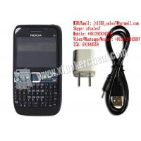 China XF New Style Nokia Mobile Phone Video Phone To Work With Poker Cheat Cameras on sale