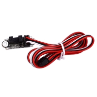China 3 Pin Black Optical Endstop Limit Switch Sensor Supporting Cable wholesale