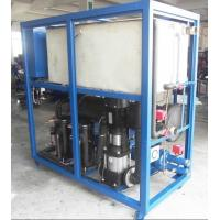 China Commercial Industrial Water Cooled Chiller , R22 Refrigerant wholesale