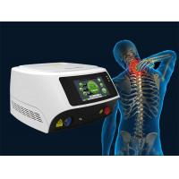 China Non Invasive Laser Pain Relief Machine For Knee Pain / Neck Pain Treatment wholesale