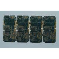 China CEM-1, CEM-3 Multilayer pcb manufacture / 6 layer pcb with 4ups, 3.0mm Board thickness wholesale