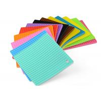 China Anti - Slip , Durable , Food Safety , Silicone Table Mat , Useful Kitchen Tool wholesale