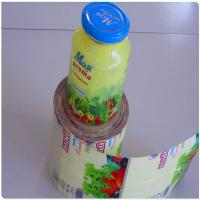 China Bottle PVC Shrink Film Sleeve Label wholesale