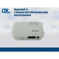 China Static IP GoIP GSM Gateway ICMP / DNS VoIP Gateway VPN from PSTN on sale