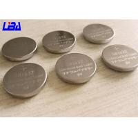 China 120mAh Zn/Mno2 CR1632 Button Battery CR1620 CR1220 CR2032 CR2450 wholesale