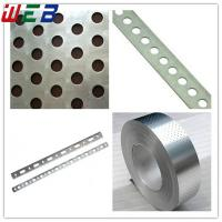 China perforated metal steel strap wholesale