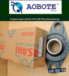 China ASAHI Pillow Block Bearing UCFL205 , Washing Machine Bearing with High Speed wholesale