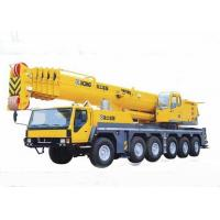 China 70 Ton Hydraulic Truck Crane , Boom Truck Crane With Automatic Transmission wholesale