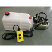 Wholesale High Pressure Double Acting Hydraulic Power Pack For Tipper Trailer from china suppliers