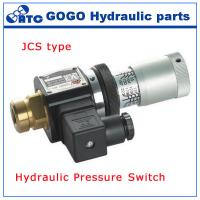 Buy cheap 250V JCS Hydraulic Control Parts Copper connection Hydraulic Pressure Switch from wholesalers