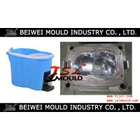 China cheap quality injection mop bucket plastic mould with CE wholesale