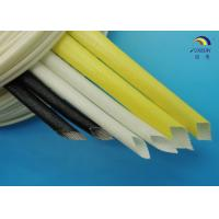 F Class Motor Use Acrylic Coating Fiberglass Sleeving for Flexible Wire and Cable Sleeve