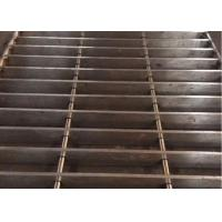 China Driveway Road Drainage Catwalk Steel Grating Anti Rust Excellent Bearing Capacity wholesale