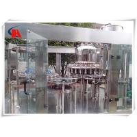 China Carbonated Bottle Automatic Liquid Filling Machine 1000ML 6000BPH Large Capacity wholesale