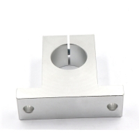 Buy cheap Steel Vertical Support Seat 3D Printer Bearings Optical Axis Sk8 Seat Sk20-22 from wholesalers