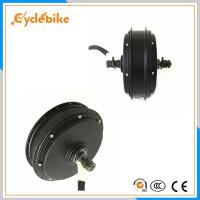China 48v - 96v 5000w 140N.M Front Wheel Electric Hub Motor 120km/h on sale