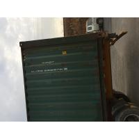China 40gp Steel Dry Used 40ft Shipping Container For Road Transport wholesale