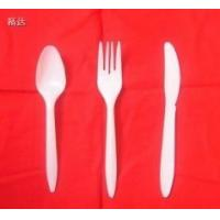 China plastic knife、fork and spoon mould wholesale