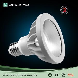 On Sale IP65 Waterproof 12W par30 E26/E27 spotlights cob par30  led bulb lights