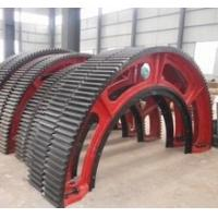 China Big Spur Gear Price Larget Reduction Spur Gear Customized Big Size Forging Alloy Steel Herrigbone Gear wholesale