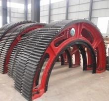 China Hot selling metal big spur gear standard Hot Sale Hydraulic Winch Herringbone Gear made in China wholesale