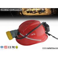 China 68 Rechargeable LED Headlamp 8000Lux 3.7V IP 375g 350mA Semi Corded Type wholesale