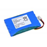 Blue 12V NIMH 4000mah Rechargeable Battery For Datex Ohmeda S 5 GE Datex Monitor