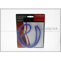 Buy cheap Wood working 20'' / 50cm Flexible Curve Ruler with Blister Card Packing KF50 from wholesalers