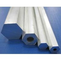 China Black 304 / 303 Stainless Hexagonal Steel Bar Hot Rolled Technique wholesale