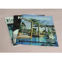 China A4 Custom Magazine Printing And Binding wholesale